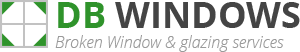 Jarrow Broken Window Logo